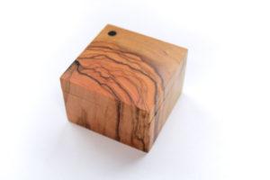 Olive ring box