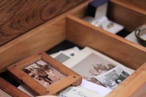 Wooden Memory Box