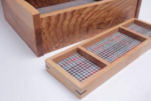 Olive ash memory box